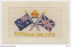 Australia for ever